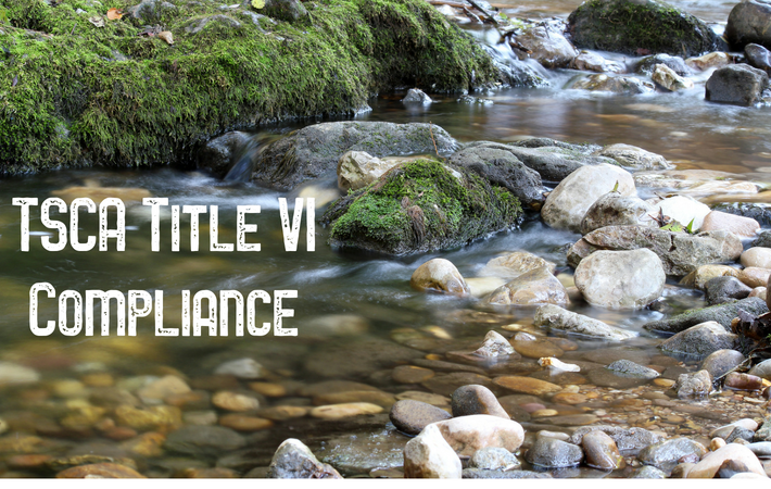 TSCA Title VI Compliance